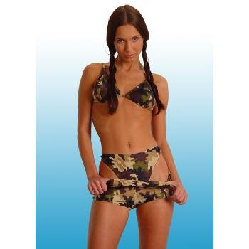 "Wholesale ""Anti"" 3-Piece Bikini Set"