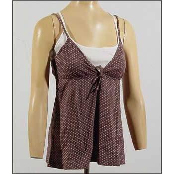 Wholesale Junior Sleeveless Top