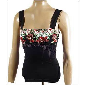 NEW! Wholesale Junior Sleeveless Top
