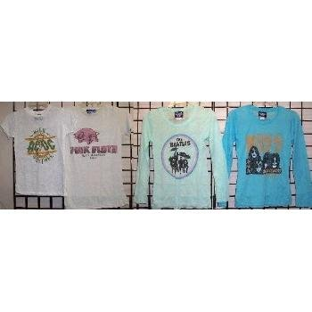 Wholesale JUNK FOOD T-Shirts for Juniors