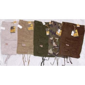 Wholesale Mens' Cargo Shorts