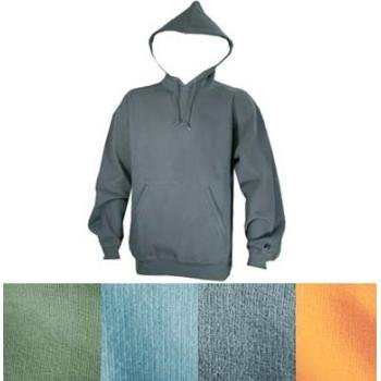 Wholesale RUSSELL: Mens Hooded Pullover Fleece