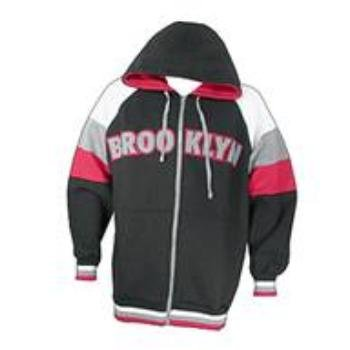 Wholesale PJ MARK: Mens City Hooded Fleece Sweatshirts