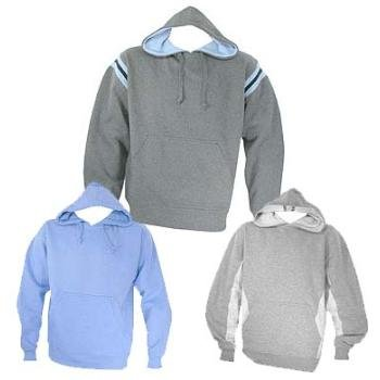 Wholesale GEAR FOR SPORT: Mens Assorted Pullover Hooded Flee