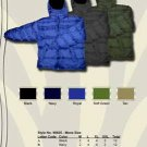 Wholesale Men's Down Filled Bubble Jacket