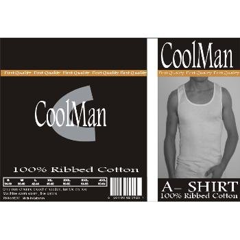 "Wholesale CoolMan Athletic ""A"" Shirts"