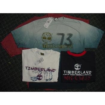 Wholesale MENS TIMBERLAND PRINTED TEES
