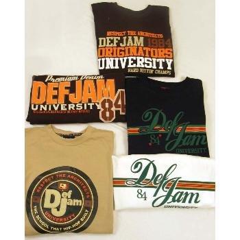 Wholesale Def Jam T-Shirts