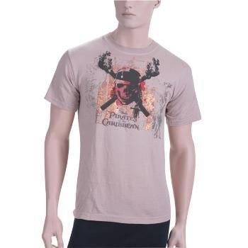 Wholesale Men's T-Shirt Pirates of the Caribbean