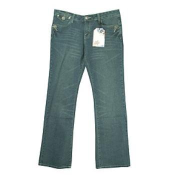 Wholesale CREST: Jr Plus Stretch Denim Jean