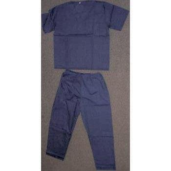 Wholesale Medical Scrub Set-Blue