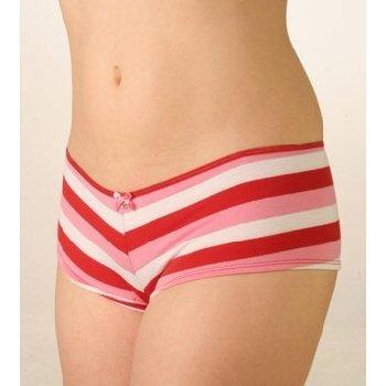 Wholesale Jolie Candy Stripe Boyleg