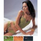 "Wholesale ""La Mariposa"" Lace Bustier & Panty Set"