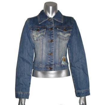 NEW! Wholesale Womens Premium Denim Jackets