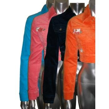 NEW! Wholesale Womens Corduroy Jackets