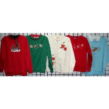 NEW! Wholesale Ladies Christmas Sweaters