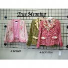 "NEW! Wholesale Famous Brand ""True Meaning"" Ladies Blazers-Assort."