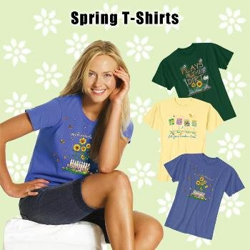 Wholesale Ladies Spring T-Shirts
