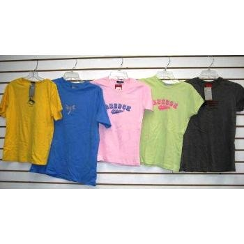 Wholesale Assorted Womens Reebok T Shirt