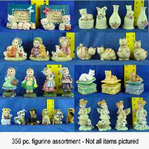 Wholesale Figurine Assortment