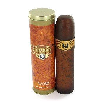 Wholesale Cuba Gold 3.4 Oz Eau Detoilette Spray For Men