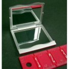 Wholesale Stylish Flip-Open Compact Dual Mirror by IGIA