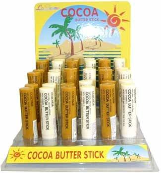 Wholesale Cocoa Butter Stick
