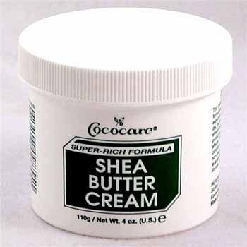 Wholesale Cococare Cream Jar - Shea Butter