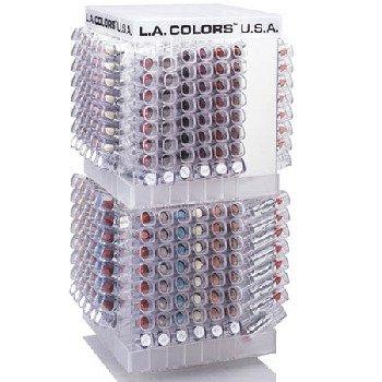 Wholesale LA Colors Lipstick Display