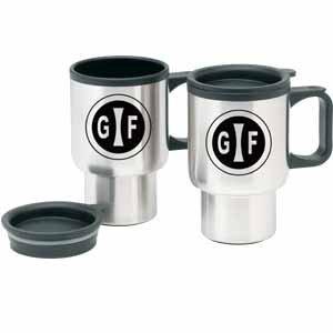 Wholesale Worthy 14-Ounce Commuter Mugs