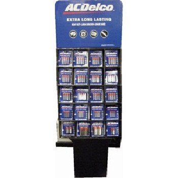 Wholesale A C Delco Batteries Assorted Display