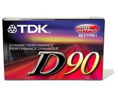 Wholesale Tdk Audiocassettes Normal Bias