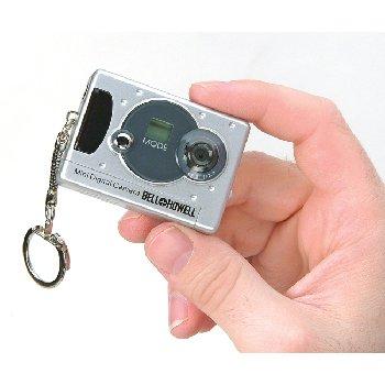 Wholesale Bell Howell Keychain Digital Camera