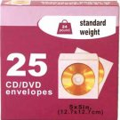 Wholesale DVD Envelope 25 Count
