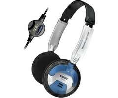 Wholesale Coby Digital Stereo Headphones with Swivel Earcups
