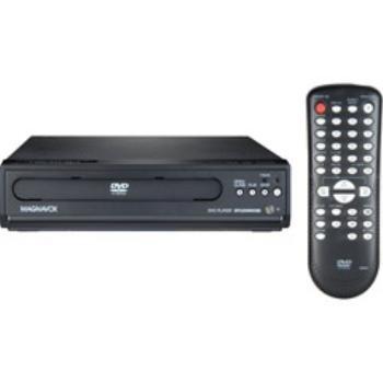 Wholesale Compact Progressive Scan Black DVD Player