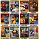 Wholesale Kung Fu / Martial Arts DVD Box 4