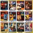 Wholesale Kung Fu / Martial Arts DVD Box 4