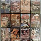 Wholesale 50 Assorted Western DVD