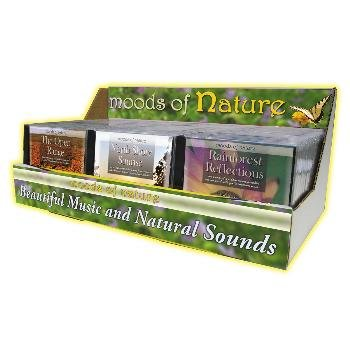 Wholesale Moods of Nature Display in Jewel Case