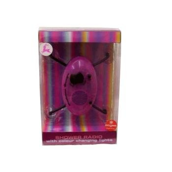 Wholesale Closeouts - FM Shower Radio Radio With Colour Changing Lights