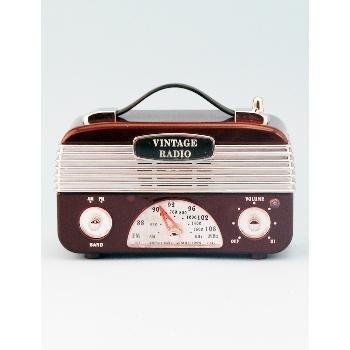 Wholesale Closeouts - Vintage Portable Radio