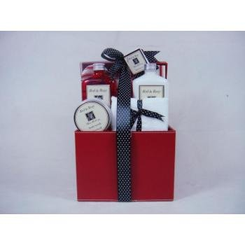 NEW! Wholesale 7 Piece White Mulberry Bath Gift Set
