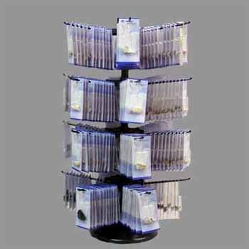 Wholesale Buttons with FREE Spinner Rack
