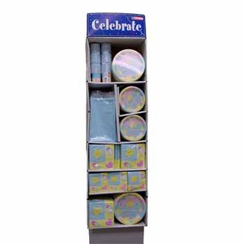 Wholesale Baby Party Pack Display
