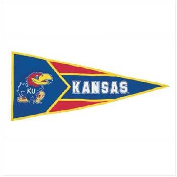 Wholesale University Of Kansas Pennant