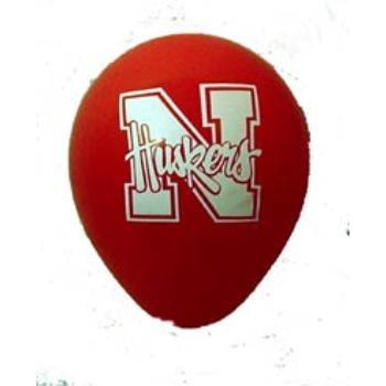 Wholesale Nebraska Huskers Latex Balloons