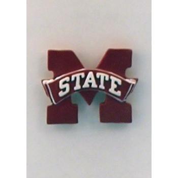 Wholesale Collegiate Logo Magnet - Mississippi State