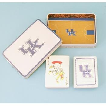 Wholesale Collegiate Playing Card Set - Kentucky