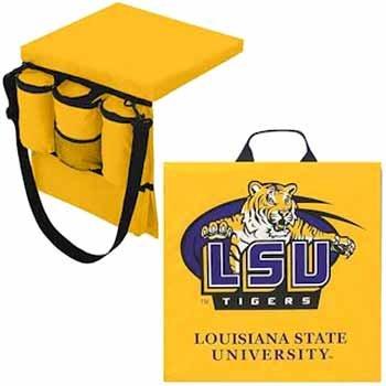Wholesale Louisiana State Tigers Seat Cushion/Tote